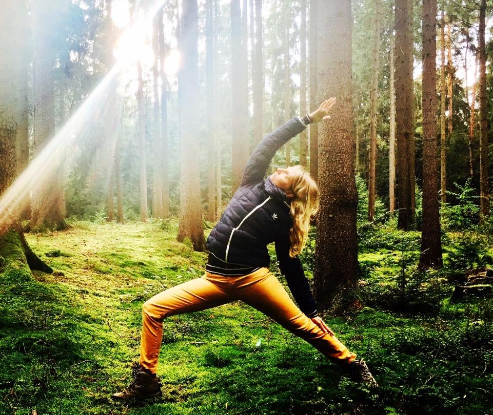Eine Reflektion über Yoga & die Natur