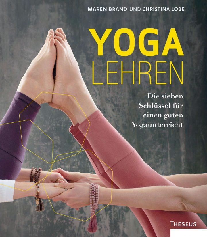 YOGA LEHREN – Das Buch