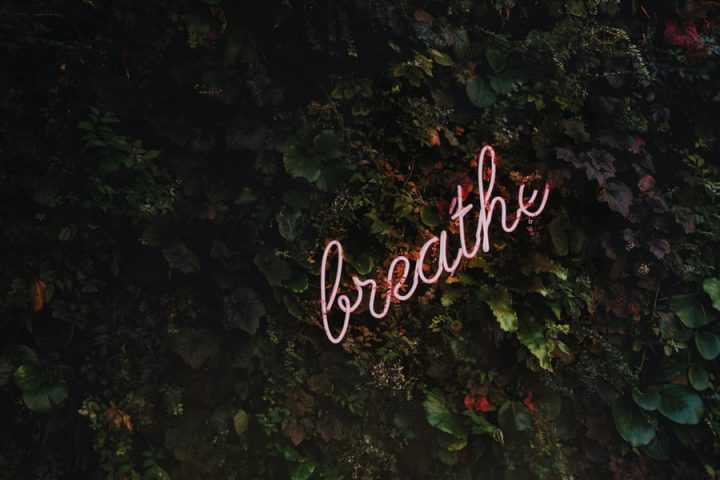 BREATHING SPACE with Randall O'Leary (Online-Masterclass)